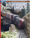 Kalmbach 12829 Build Your First Layout Softcover