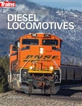 Kalmbach 1303 Guide to North American Diesel Locomotives Softcover 350 Pages