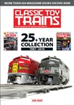 Kalmbach 15105 Classic Toy Trains: 25 Years and Counting on DVD-ROM 1987-2014 Requires PC or Mac w/DVD-ROM Drive 400-15105
