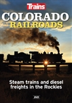 Kalmbach 15115 Colorado Railroads DVD Steam trains & diesel freights in the Rockies