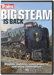 Kalmbach 15117 Big Steam Is Back DVD 90 Minutes
