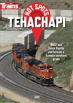 Kalmbach 15136 Trains Hot Spots Tehachapi DVD 1 Hour 15 Minutes