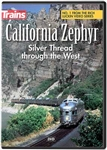 Kalmbach 15200 California Zephyr Thread Through the West DVD 60 Minutes
