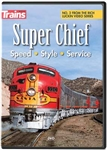 Kalmbach 15201 Super Chief Speed Style Service DVD 60 Minutes