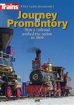 Kalmbach 15207 Journey to Promontory DVD 75 Minutes 400-15207
