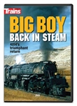 Kalmbach 15209 Big Boy Back in Steam DVD 1 Hour 50 Minutes