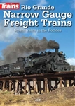 Kalmbach 15344 Rio Grande Narrow Gauge Freight Trains DVD 1 Hour 15 minutes 400-15344