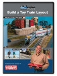 Kalmbach 15348 Build a Toy Train Layout 2 Hours 15 Minutes 400-15348