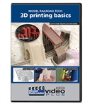 Kalmbach 15355 Model Railroad Tech: 3D Printing Basics Model Railroader Video Plus DVD 1 hour 13 minutes 400-15355