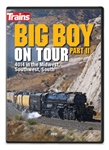 Kalmbach 15357 Big Boy Post Restoration Part II DVD