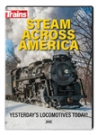 Kalmbach 15370 Steam Across America DVD