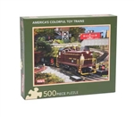 Kalmbach 69713 Classic Toy Trains Toy Trains Puzzle