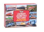 Kalmbach 83075 Trains Legendary Locomotives Postcards Set