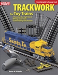 KAL8365 Kalmbach Publishing Co Trackwork for Toy Trains 400-8365