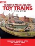 KAL8390 Kalmbach Publishing Co Realistic Mdlg Toy Trains 400-8390