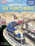 KAL8803 Kalmbach Publishing Co Bld Better Toy Trn Layout 400-8803