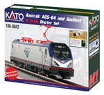 Kato 1060042 N ACS-64 Amfleet Start Set 381-1060042 KAT1060042