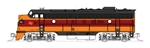 Kato 106-0430-DCC N EMD FP7A-F7B Set DCC Milwaukee Road 95A 95B