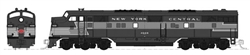 Kato 1060440 N EMD E7A 2-Unit Set Standard DC New York Central 4008 4022
