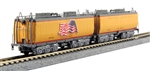 Kato 106-085 N Auxillary Water Tender Set Union Pacific