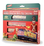 Kato 106-2015-DCC N 2015 Christmas 4 Unit Set