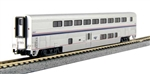 Kato 156-09571 N Superliner II Transition Sleeper w/ Interior Lights Amtrak 39041 Phase Ivb