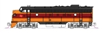 Kato 176-2301-DCC N EMD FP7A DCC Milwaukee Road #95C