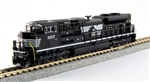 Kato 176-8513-DCC N EMD SD70ACe w/ Cab Headlight DCC Norfolk Southern 1001