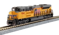 Kato 176-8520 N EMD SD70ACe w/ Nose Headlight DC Union Pacific 9041
