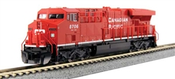 Kato 176-8935-LS N GE ES44AC GEVO LokSound and DCC Canadian Pacific 8743