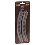 KAT20100 Kato USA Inc N Track Curved R249-45D 4/ 381-20100