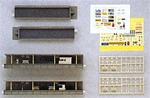 Kato 20-815 N One-Side Platform Complete Set