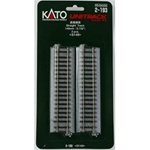 "Kato 2193 HO Straight Track 2 Peices 5-7/8"" 149mm 381-2193"