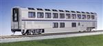 Kato 356063 HO Superliner I Lounge Amtrak #33019 Phase IVb 381-356063