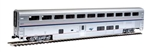 Kato 35-6085 HO Superliner I Sleeper Amtrak #32011 Phase IV