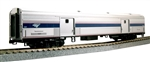 Kato 35-6204 HO Amtrak Baggage Ph VI 1249