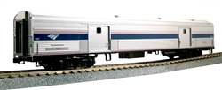 Kato 35-62041 HO Amtrak Bag 1249 w/Lighting