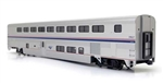 Kato 35-6251 HO Superliner II Transition Sleeper Amtrak #39027 Phase IVb