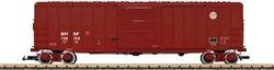 LGB 42932 G 50' Exterior-Post Boxcar BNSF Railway #726159 Wedge Logo