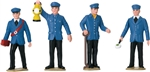 LGB 53001 G German Railroad Workers Pkg 4
