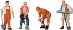 LGB 53003 G Railroad Workers Pkg 4