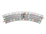 "Lionel 2025080 O Lighted FasTrack Oval Set 40 x 50"" Oval"