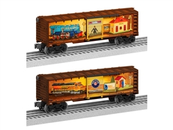 Lionel 2028480 O Angela Trotta Thomas 120th Box