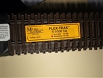 Micro Engineering 12-128 O Flex Track Code 148 3' Weathered