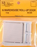 Micro Engineering 80204 N Warehouse Roll-Up Door 4/ 255-80204 MEC80204
