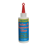 Midwest 361 Balsa & Basswood Glue 4oz 118.3mL 472-361