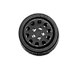 "Miniatronics 60-078-01 8-Ohm Speakers 7/8"" 22.2mm Round x 5/16"" High"