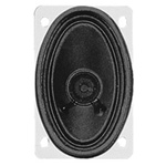 "Miniatronics 6017801 8 Ohm Speakers 1-7/8 x 2-7/8"" Rectangular x 15/16"" High Fits O G & #1 475-6017801"