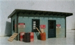 MOM63000 Motrak Models S Supply Shed Kit 509-63000
