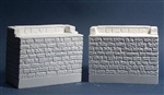 Monroe Models 953 O Bridge Abutments Pair